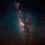 Thumbnail: Via Láctea en el desierto de Sonora - Montaje en Acrilico