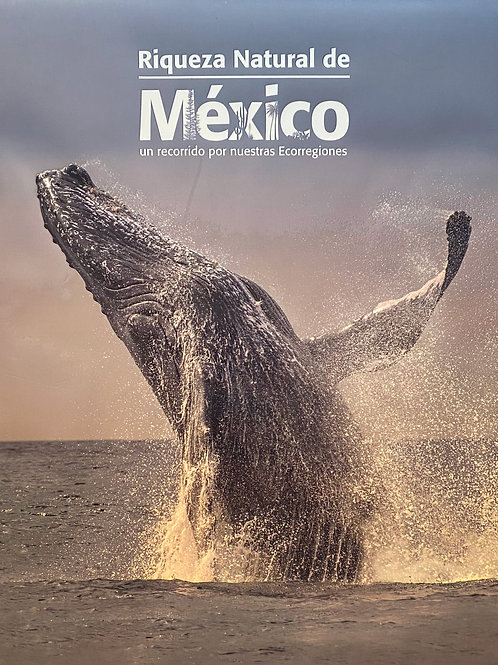 Libro Riqueza Natural de México