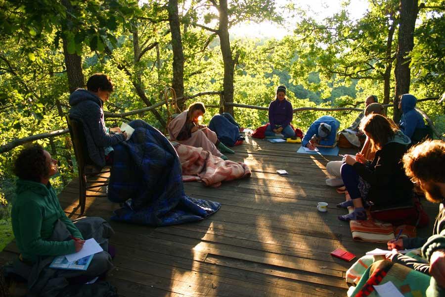 meditation-group