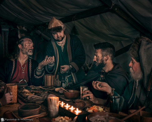Viking Experience Feast