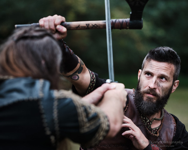 Jeremy fighting