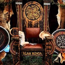 Klan Runda Throne