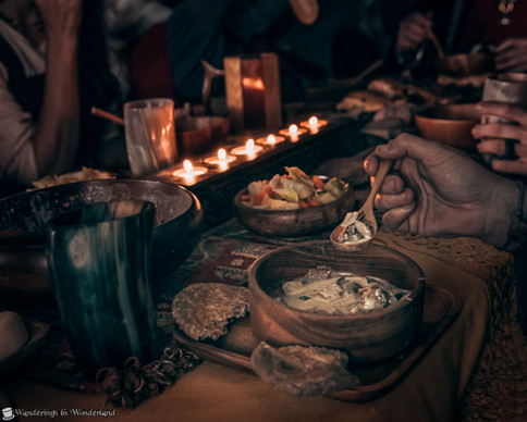 Viking Experience Feast Soup