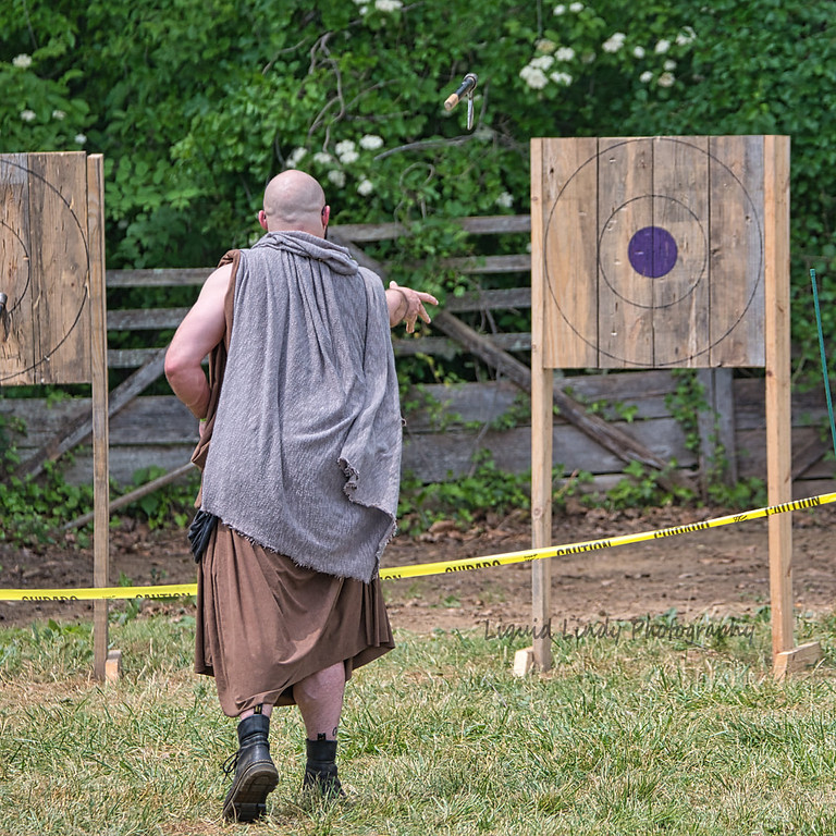 Axe Throwing NO Tickets Required