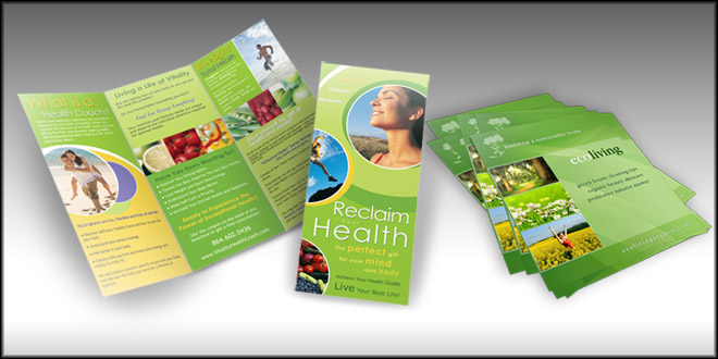 Sales Collateral Graphic Design