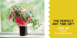 FB post floral image