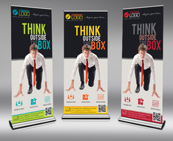 Stand and Retractable Banners