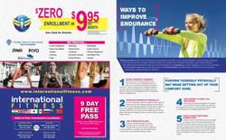 Magazine Layouts Work Example