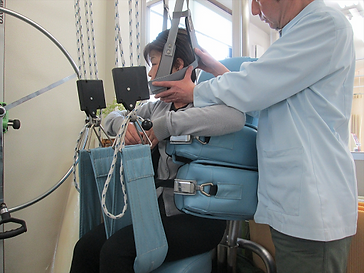 PROTEC頚椎運動療法 中島接骨院