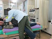脊柱・骨盤矯正 中島接骨院