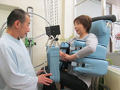 FMT浮腰式腰痛治療 中島接骨院