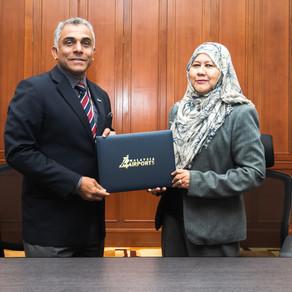 UNIMY signs Memorandum of Collaboration (MoC) with MAHB