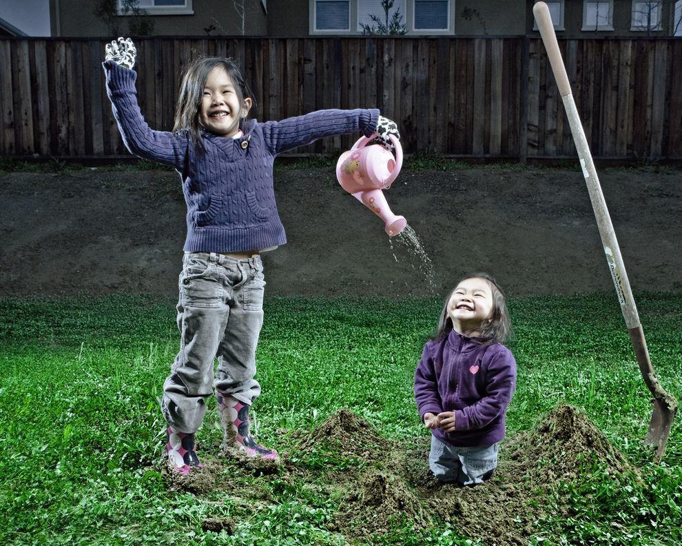 Дети Jason Lee