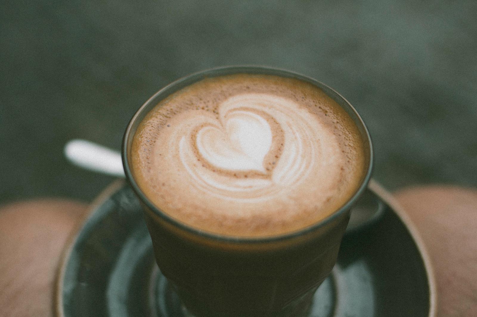 Картинки кофе с молоком