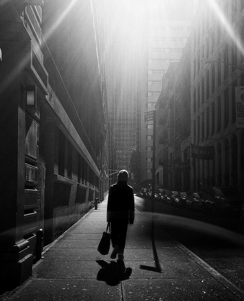 чЧерно-белые фотографии Джейсона Петерсона