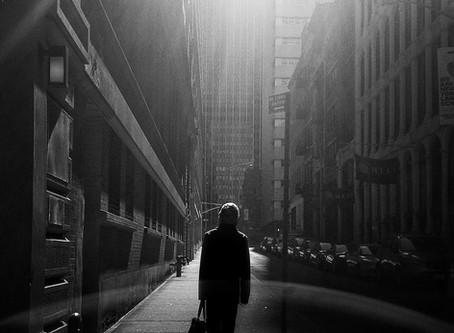 Более 1 миллиона человек следят за этим фотографом и его потрясающими черно-белыми фотографиями