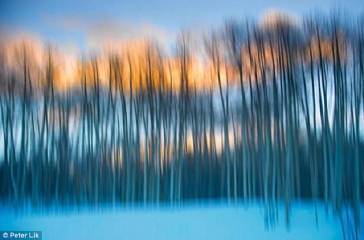 Illusion photograph Peter Lik