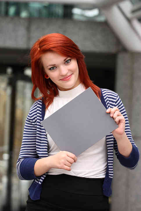 young-woman-holding-a-blank-card
