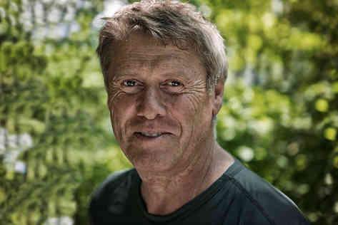 Портретное фото зрелого мужчины
