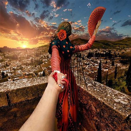 Самый романтичный Инстаграм-проект о путешествиях