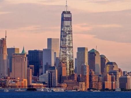 """Виды Нью-Йорка """"играют мелодию"""" в невероятном таймлапсе"""