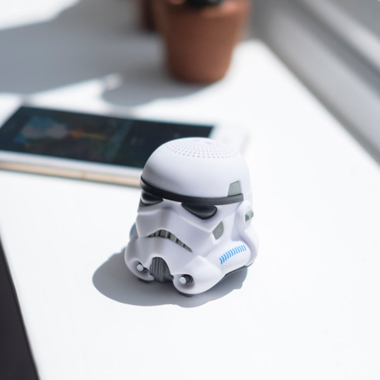 Tiny Stormtrooper Bluetooth Speaker