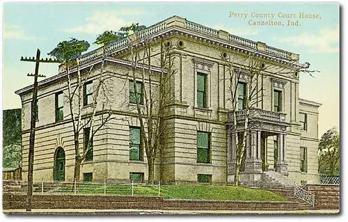 Cannelton Court House