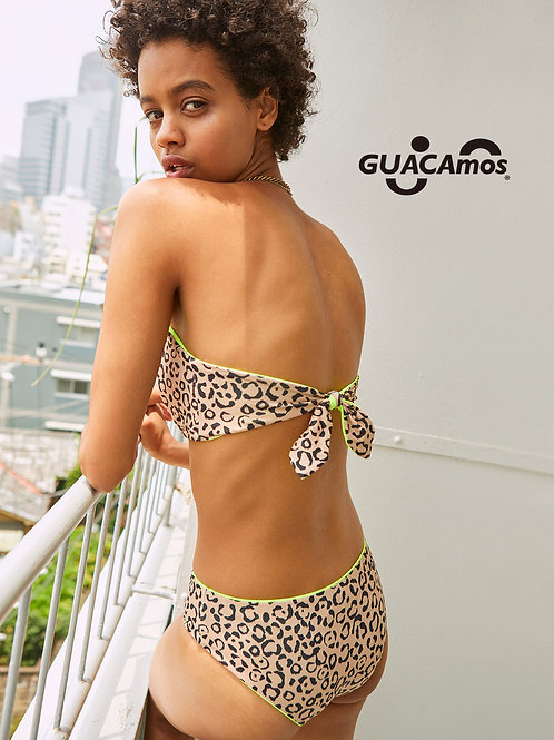 GUACAmos low rise reversible bottoms(ローライズ リバーシブル ボトムス)