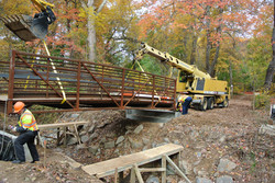 FOREST GROVE SETTING BRIDGE