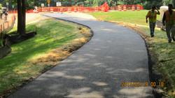 ADA Compliance Walkway