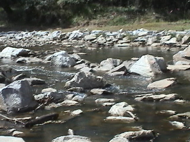 Indian Creek FISH PASSAGE