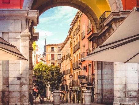 בואו להכיר את המקומות הכי סודיים של מרכז העיר מדריד בחינם!