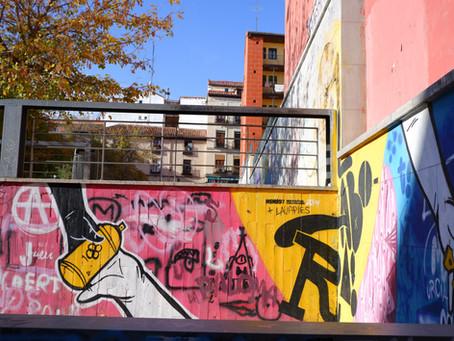 סיור גרפיטי ואמנות רחוב סיור בעקבות הסיפורים מאחורי הקירות