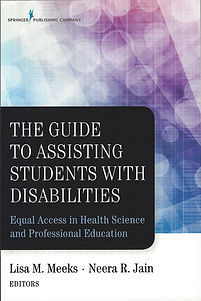 The guide to assisting students with dis