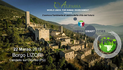 WUFHE - Umbria Smart Cities Video immagi