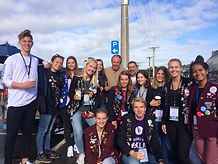 Rotary District 9910 New Zealand International Youth Exchange Students