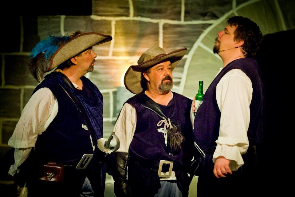 De Tre Musketerer