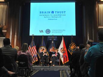 The VA's Brain Trust: Pathways to InnoVAtion
