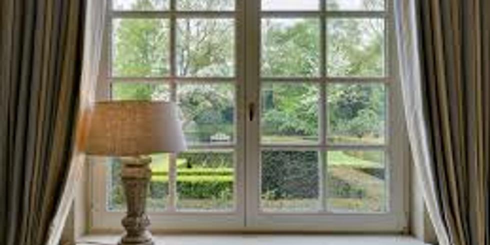Fourth Friday- July Window Display