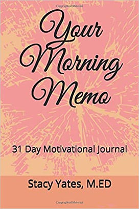 Inspirational Journals by StacyCamille