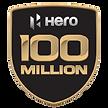 100M logo