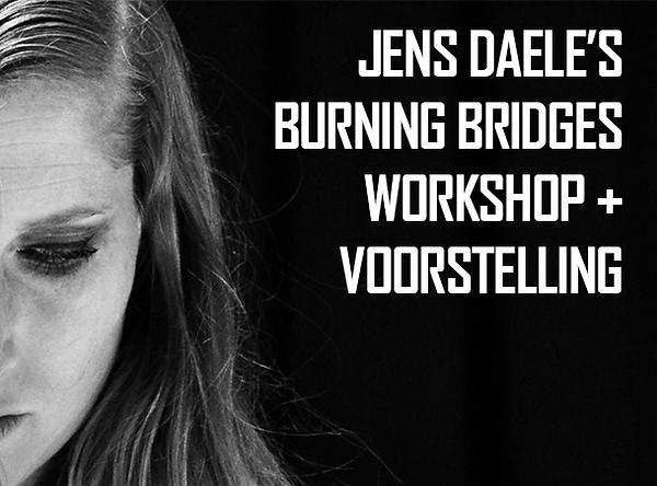 Jens van Daele & Patrica van Deutkom @ STUDO IN DANS