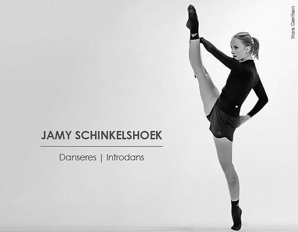JAMY SCHINKELSHOEK @ STUDIO INDANS