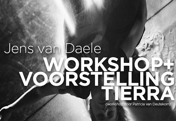 Jens van Daele & Patricia van Deutekom @ STUDI IN DANS