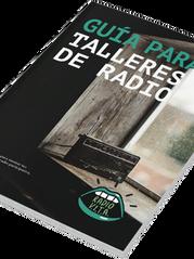 Ya está disponible la Guía para Realizar Talleres de Radio del proyecto V.I.T.A Radio