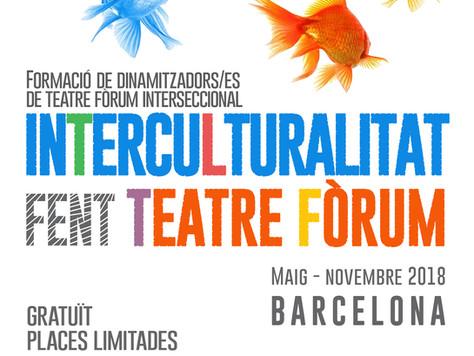 Inscripcions obertes: Dinamitzadors/es de Teatre Fòrum Interseccional