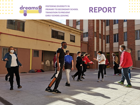 Read our report The Transition from Primary to Secondary Education to Prevent ESL