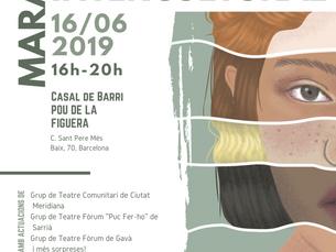 7a Marató de Teatre Fòrum Intercultural