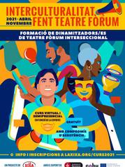 Obrim inscripcions! Formació de Dinamitzadores de Teatre Fòrum | Edició 2021