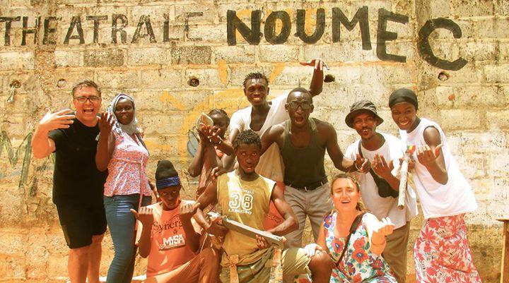 Nos vemos prontito!!!!_Recordando a La NOUMEC THEATRE Vers la 11éme édition du festival sénégalais d